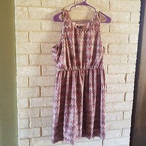 Lily rose brand dress